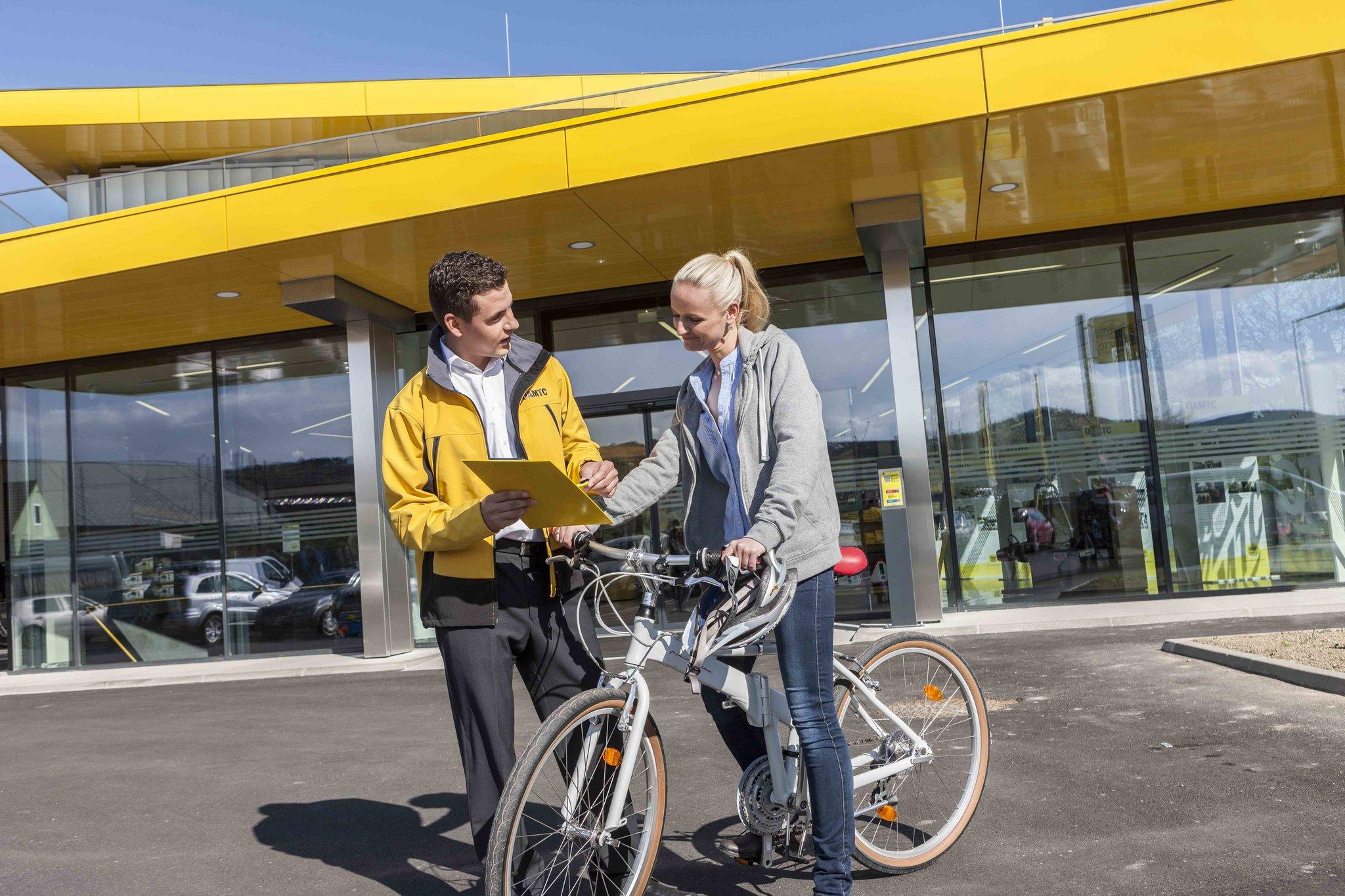 Sicherheitscheck für E Bike und Fahrrad nach der Winterpause