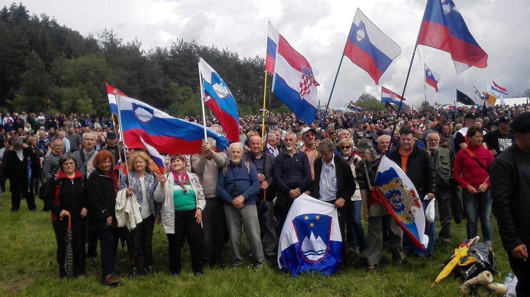 992/J (XXVII. GP) - das faschistische Ustaa-Treffen in