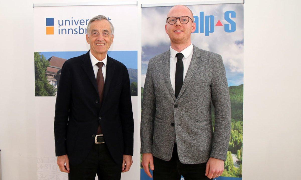 Forschung und Beratung: Klimawandel Kompetenzzentrum alpS