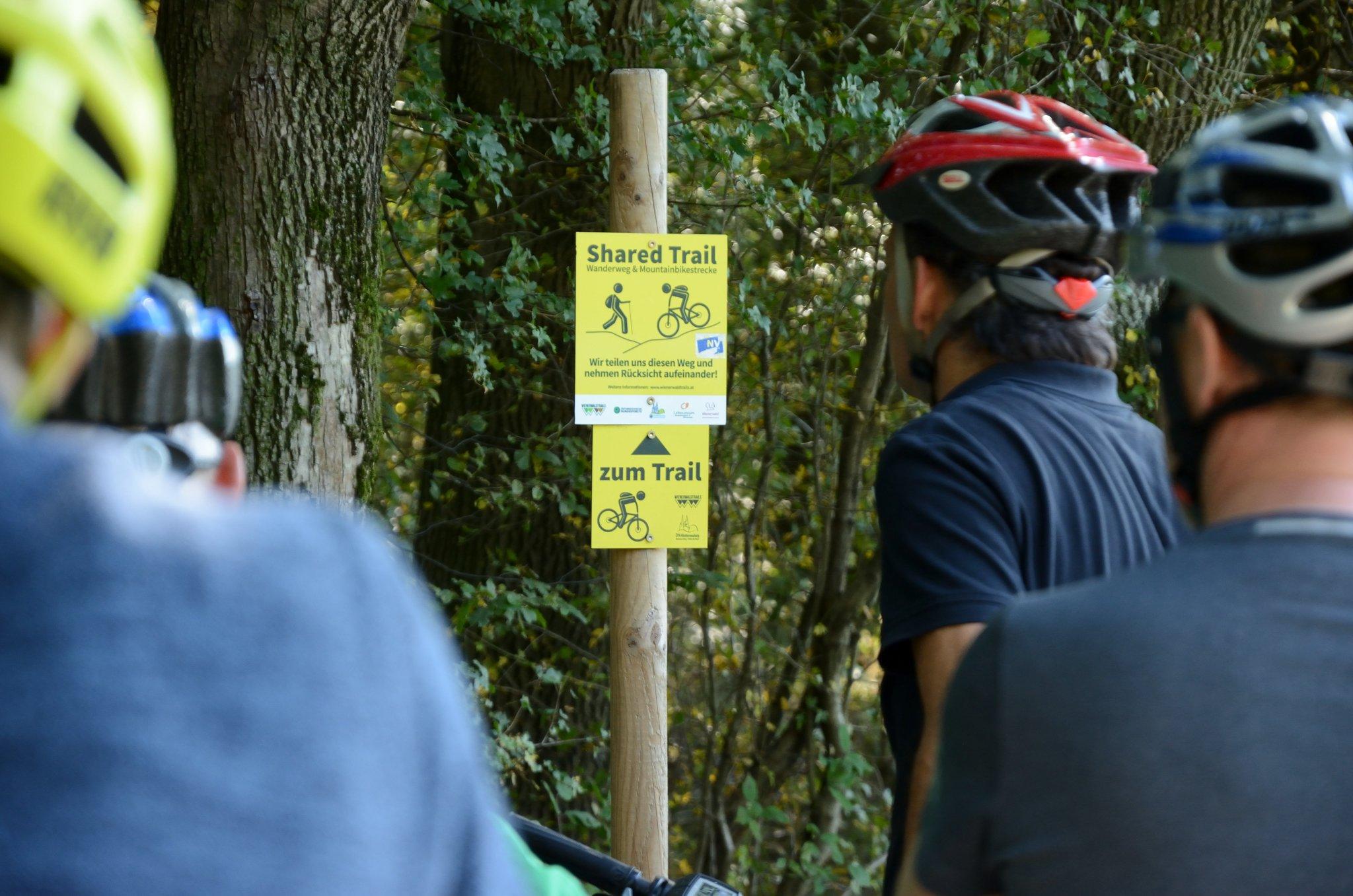 Mountainbike Trails im Wienerwald - dbminer.net