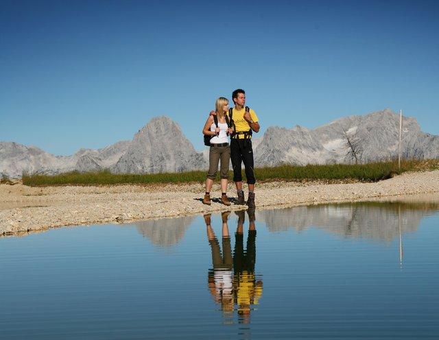 Hinterstoder - Huttererbden - Urlaubsregion Pyhrn-Priel