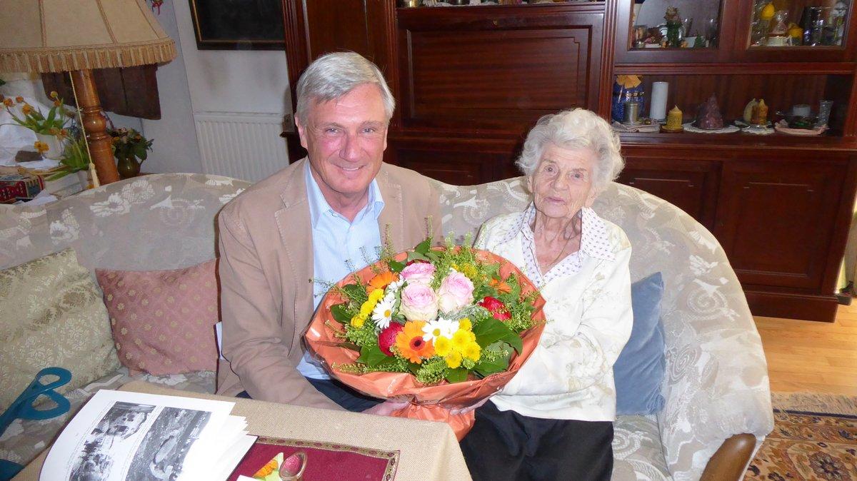 Gluckwunsche zum 95 geburtstag oma
