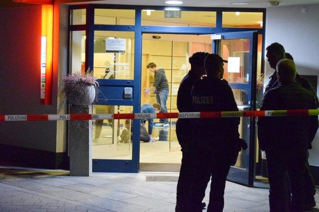 Banküberfall Thema Auf Meinbezirkat