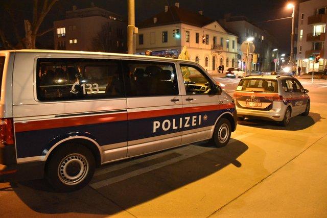 Polizeieinsatz Thema Auf Meinbezirkat
