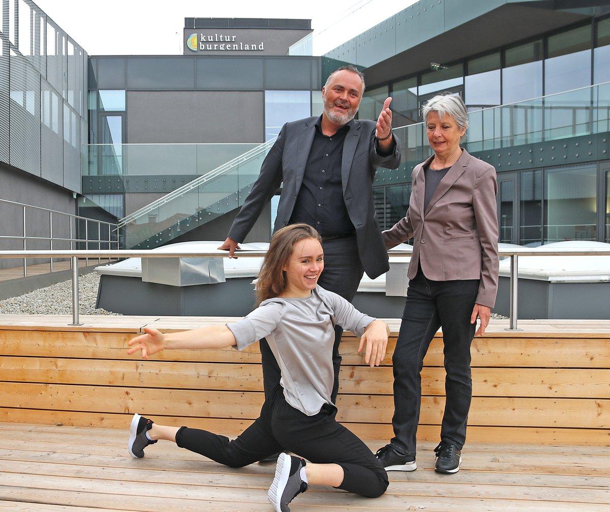 Choreografisches Zentrum Burgenland Eisenstadt Wird Zu Einem