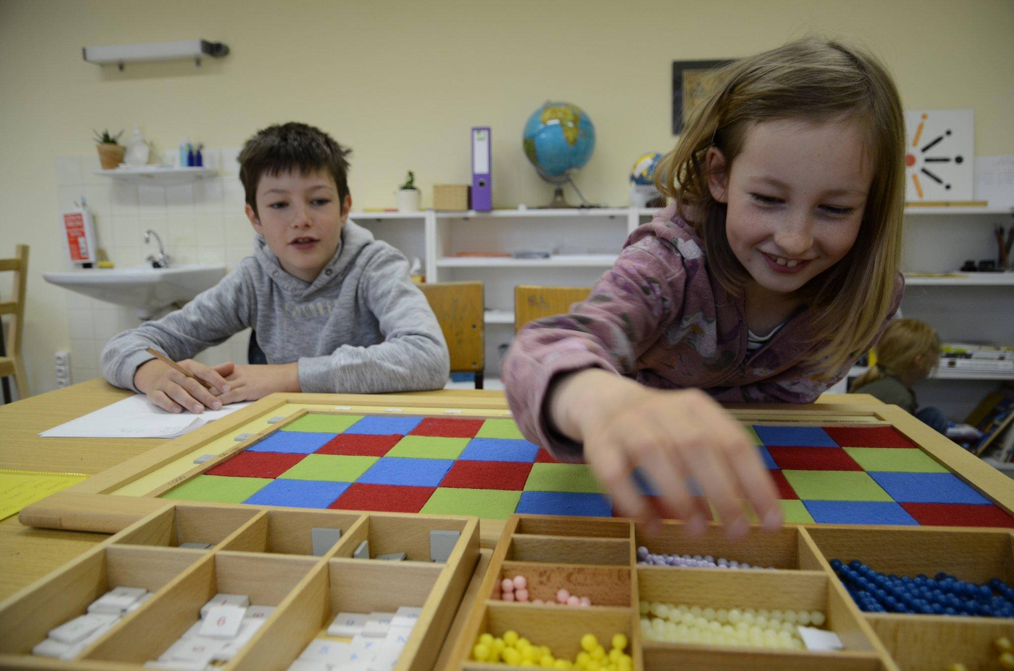 Montessori Erfahrungen