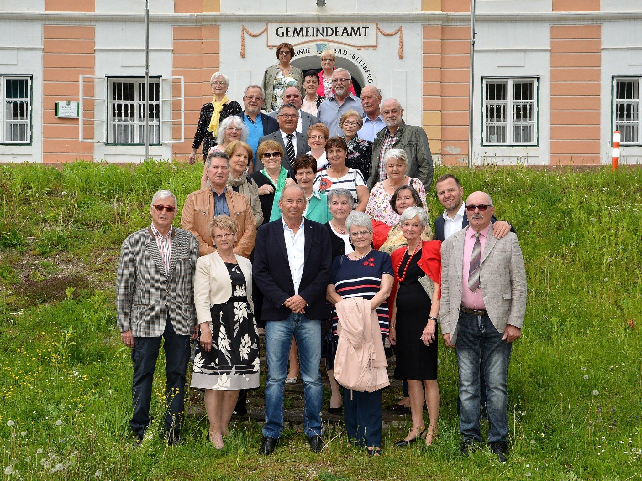 Bad Bleiberg: Bad Bleiberger 49-er-Treffen - Villach Land