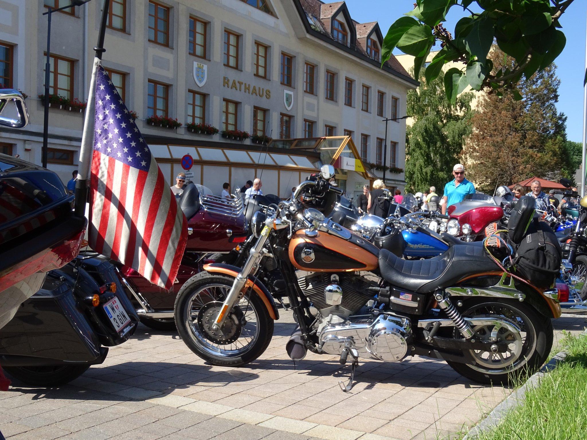 Harley-Davidson Charity-Tour 2019: Kick-Off-Event der ...