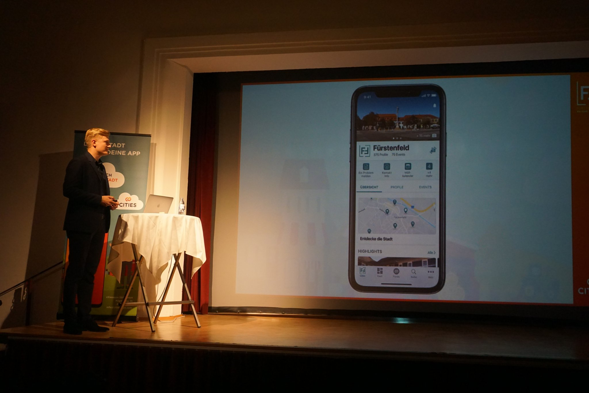 App in Steiermark - Thema auf zarell.com