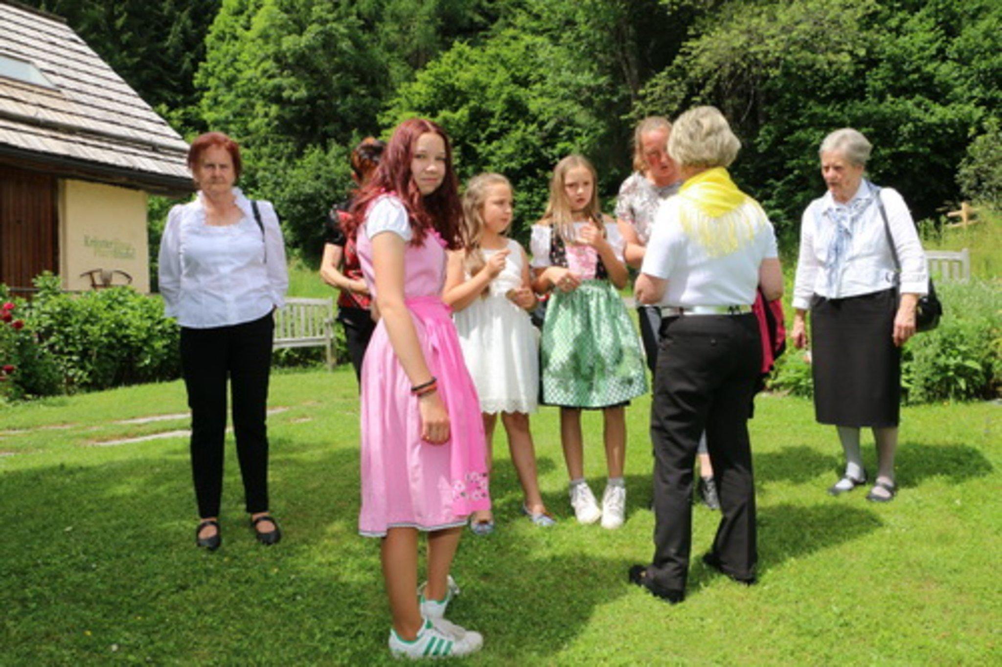 Eltern-Kind-Treff - News - Gemeinde Irschen