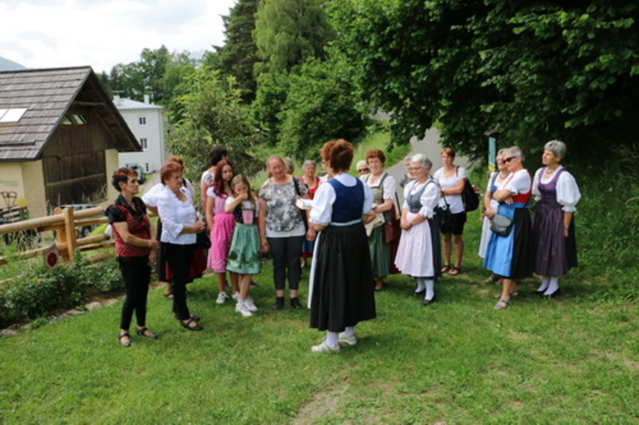 3. Irschner Heimattreffen - BILDER - News - Gemeinde Irschen