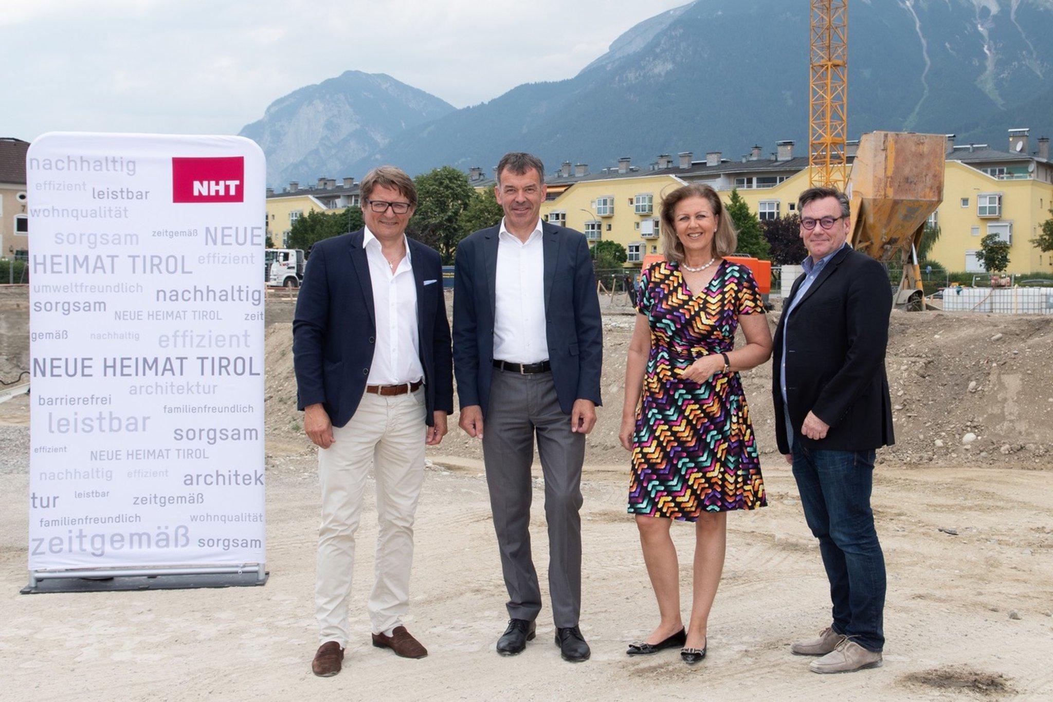 Die Neue Heimat 13 6 Millionen Euro Gewinn Fur Nht Innsbruck