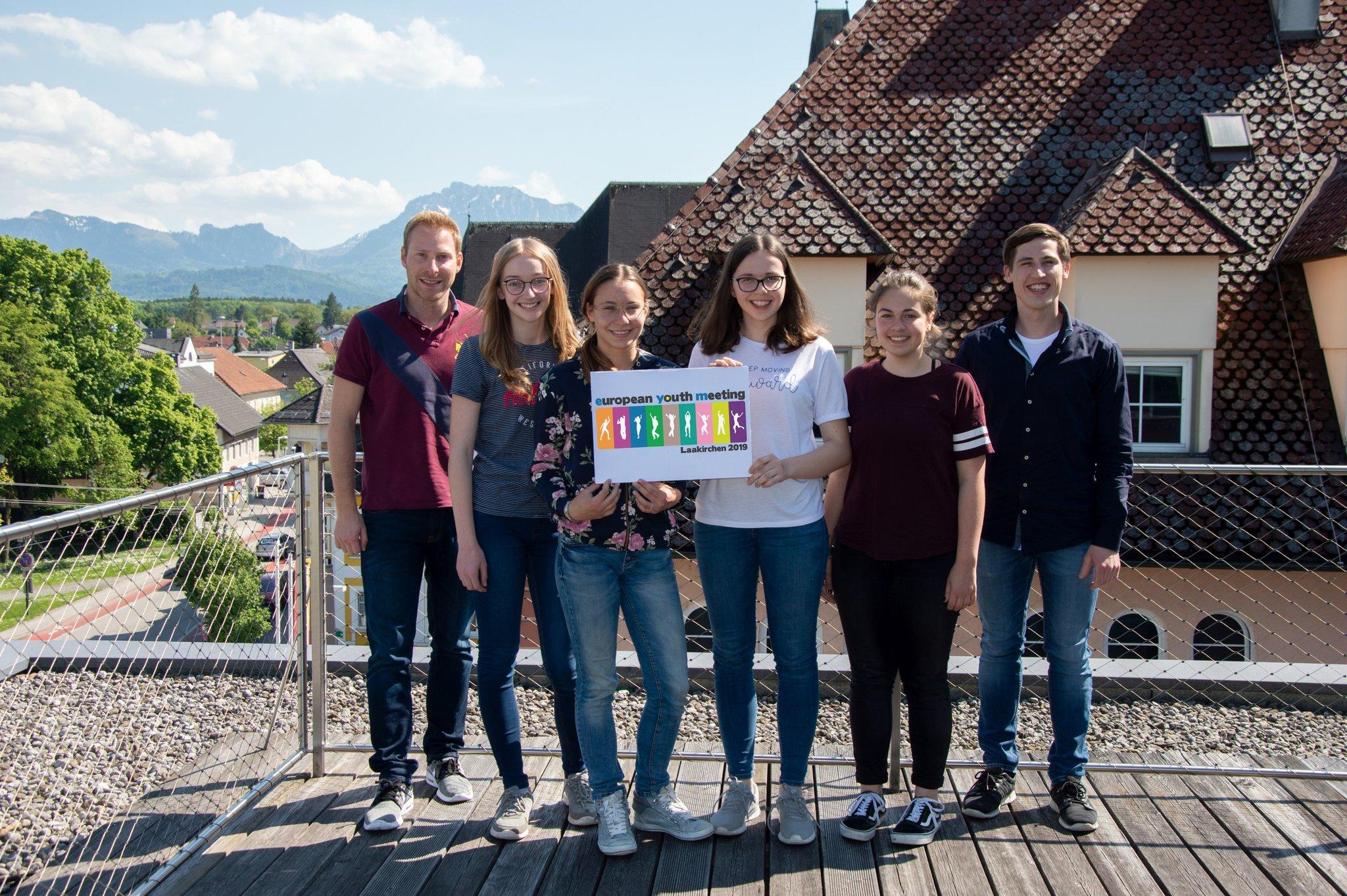 16. Europisches Jugendtreffen - Stadtgemeinde Laakirchen