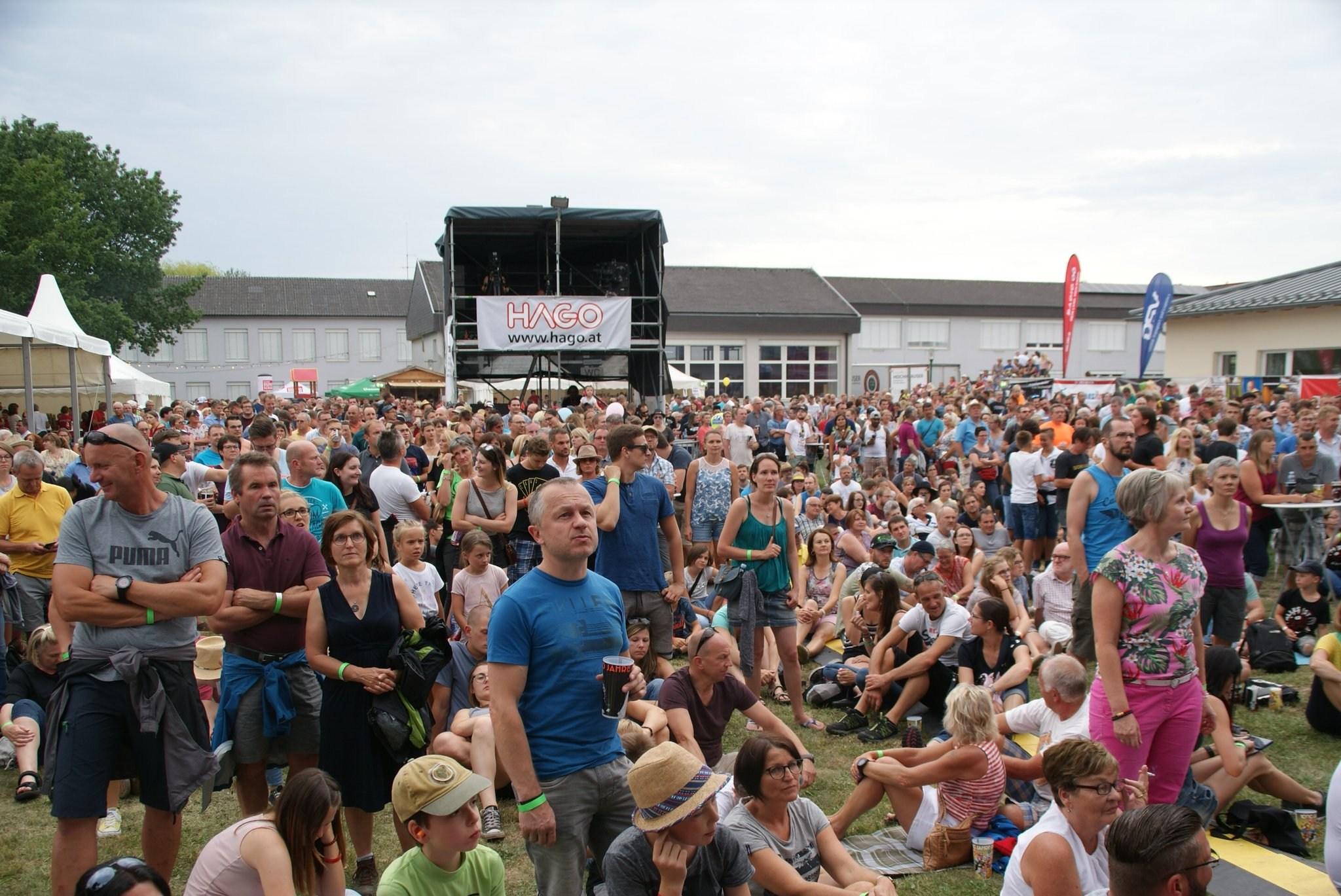 Heimspiel-Open Air 2019 Pichl bei Wels - Wels & Wels Land