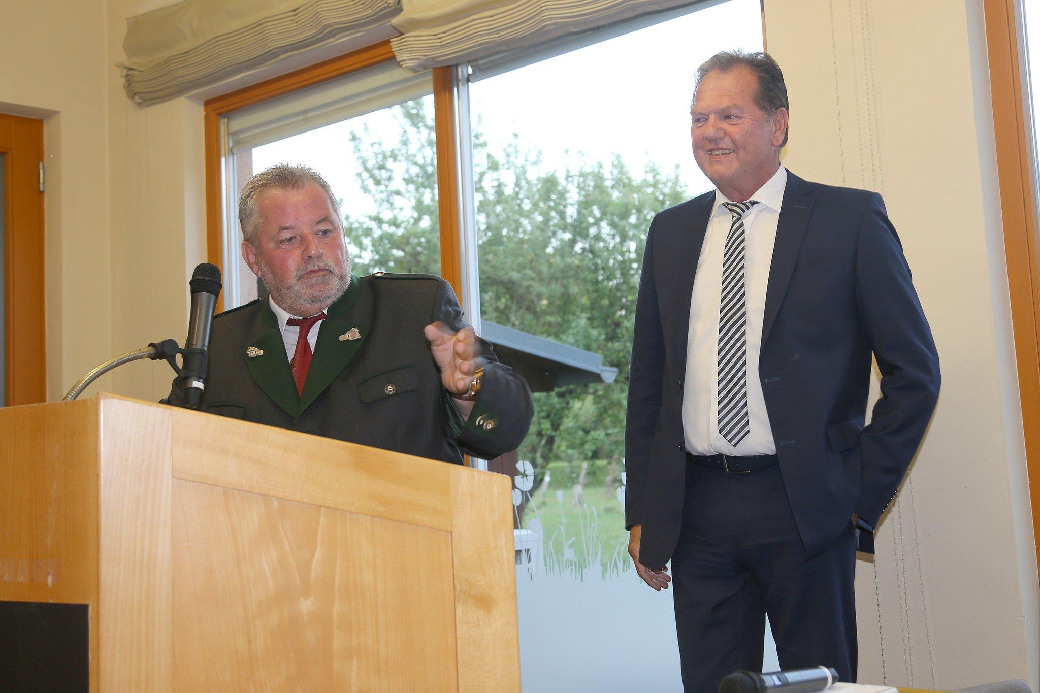Jubiläum: St. Ruprecht feiert 25 Jahre Partnerschaft mit der Gemeinde Burgthann - Weiz - meinbezirk.at