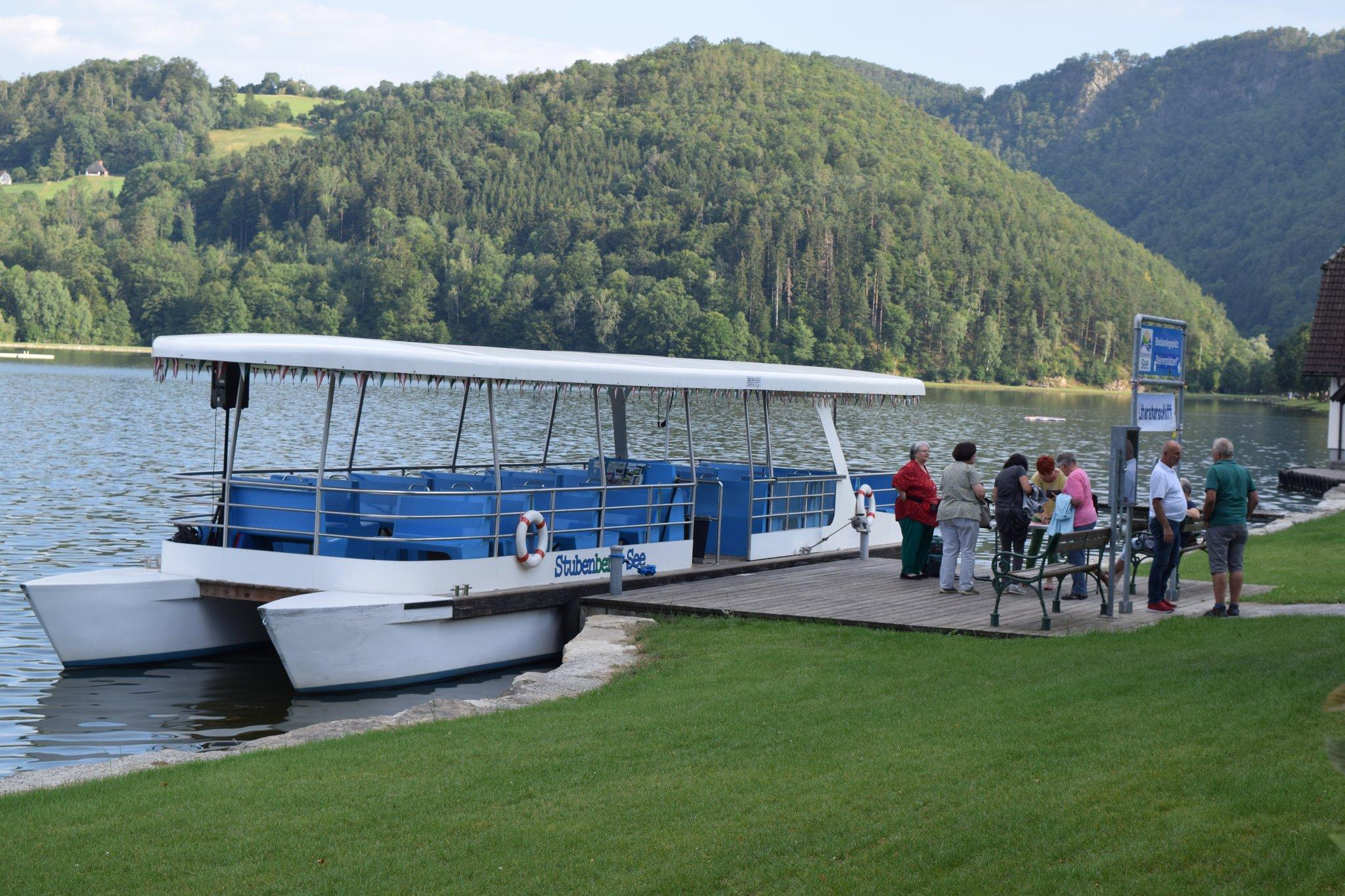 Literaturschiff Stubenberg am See: Jenseits des Tellerrands - Hartberg-Fürstenfeld - meinbezirk.at