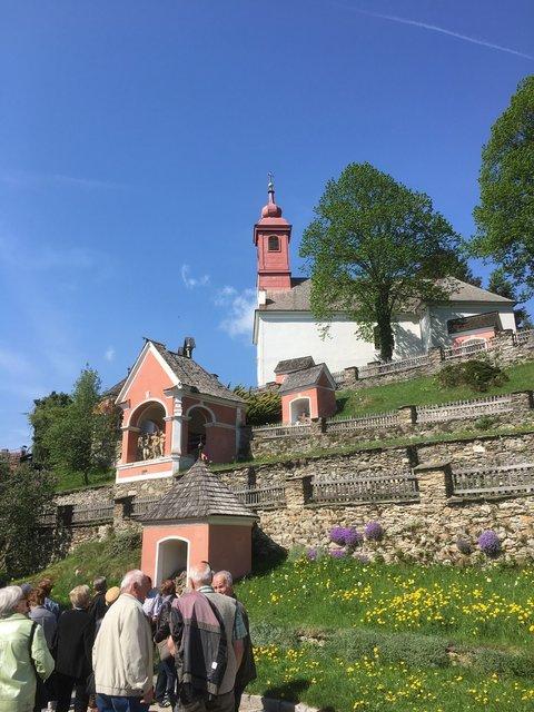 Partnerschaften & Kontakte in Sankt Radegund bei Graz