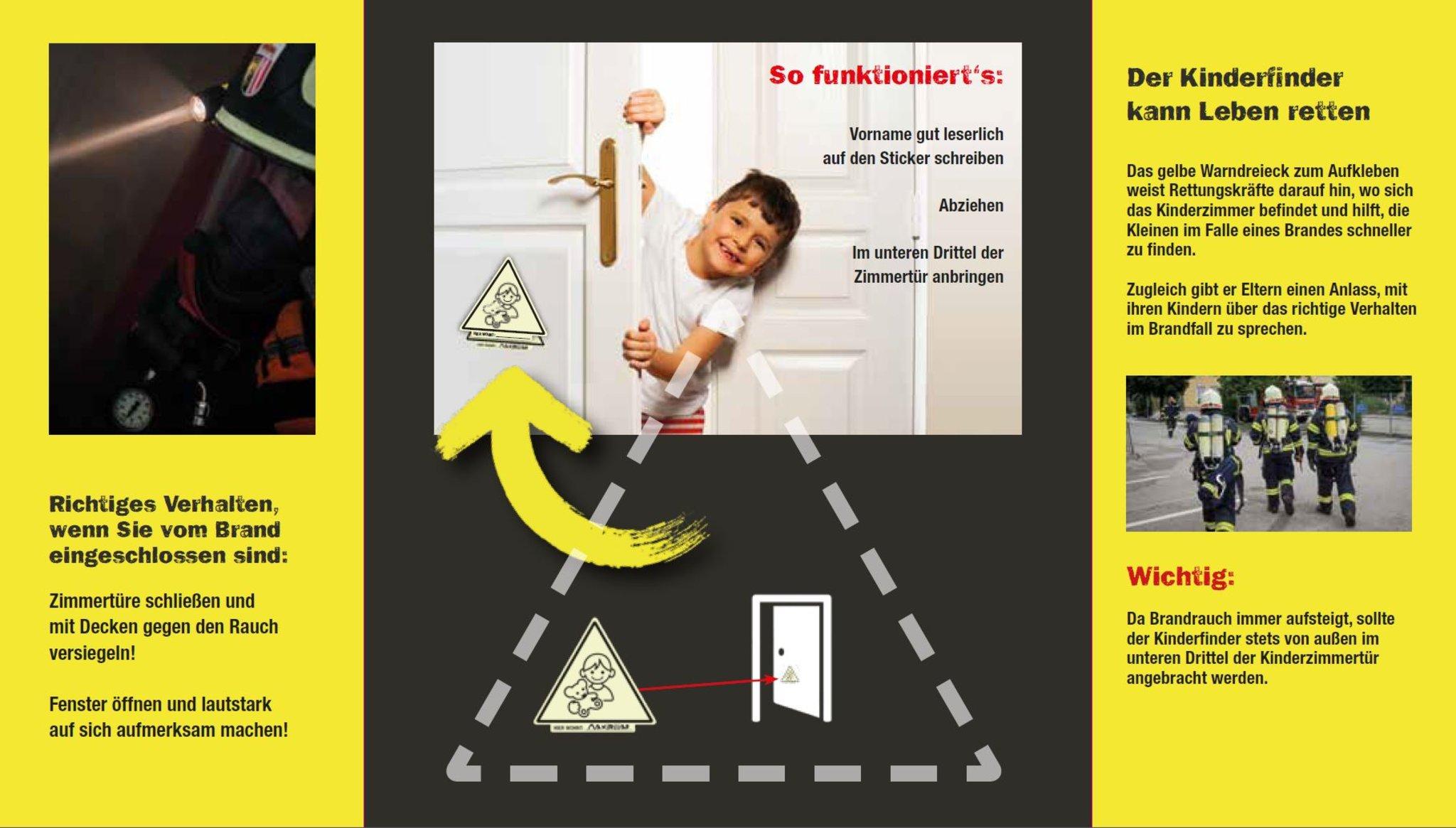 Feuerwehr Gmunden Kinderfinder Als Lebensretter