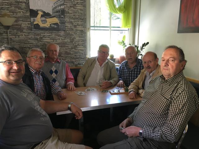 Treffen der Plattform Asyl - Miteinander in Oberschtzen