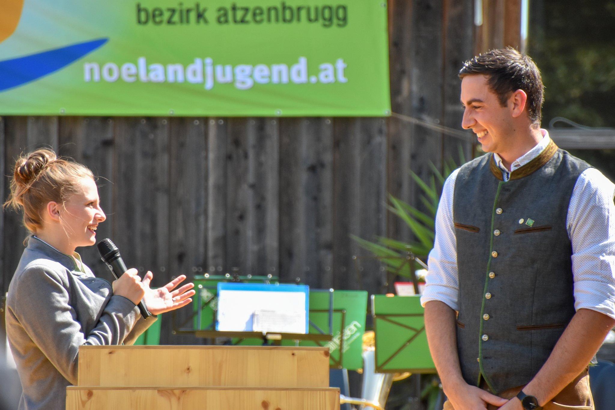 Hoher Besuch in Atzenbrugg - Mehr Sport - calrice.net