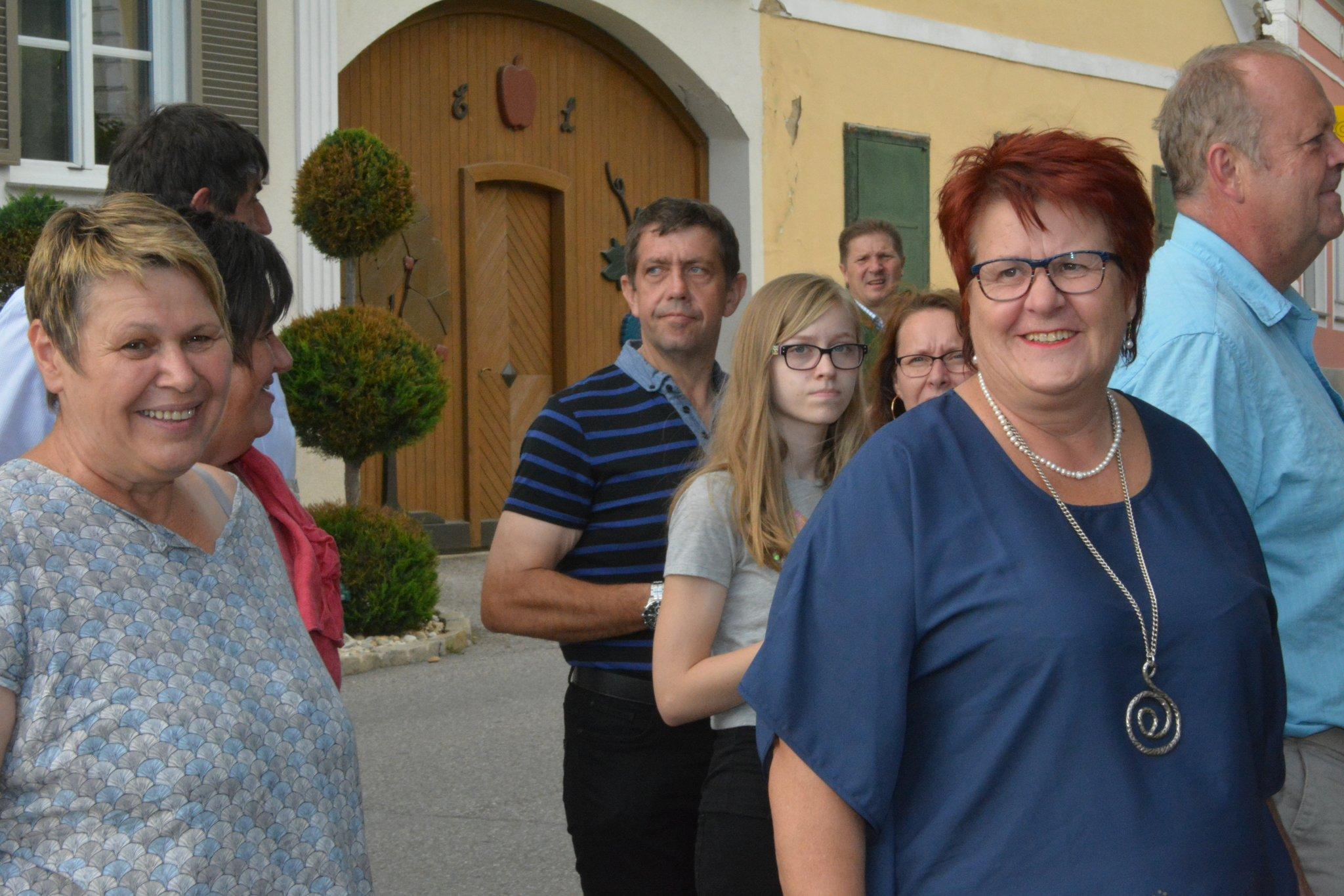 Brgermeisterinnen-Treffen in Puch bei Weiz - N