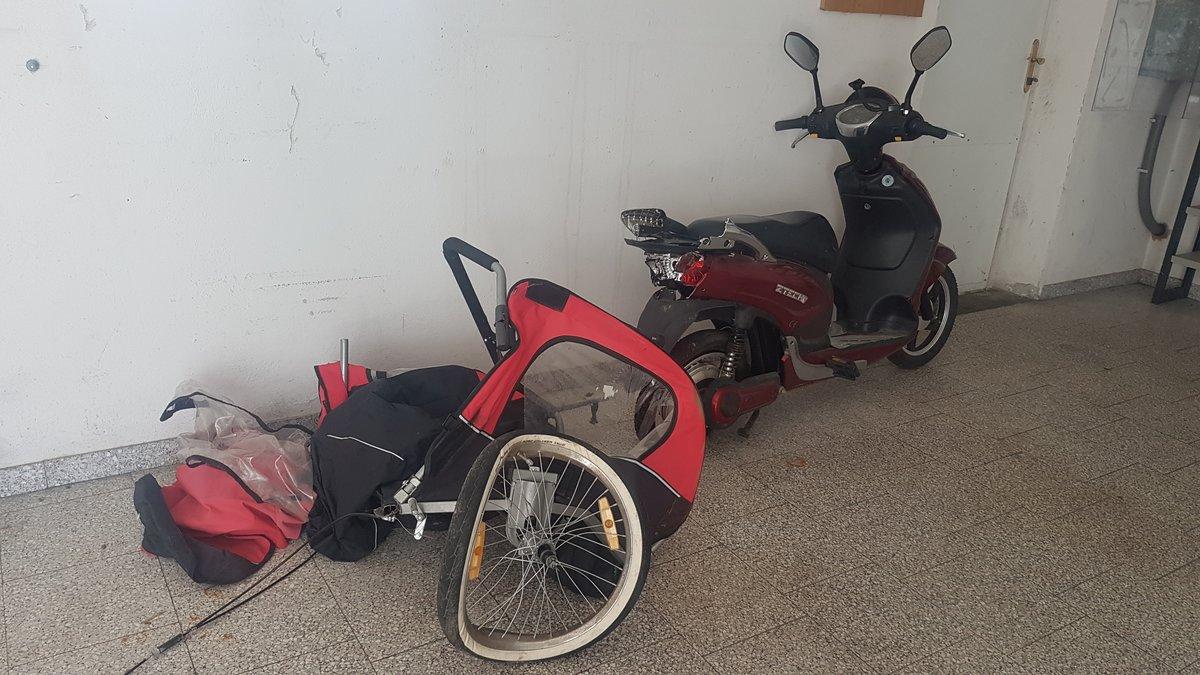 moped garage todesfall