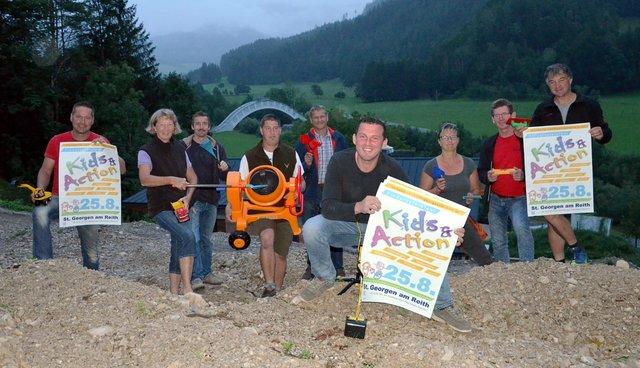 Amerikaner kennenlernen aus trieben - Sankt gallenkirch