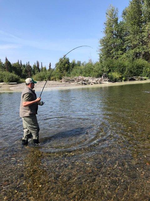 Lachsfischen: Petri heil in Alaska Neunkirchen