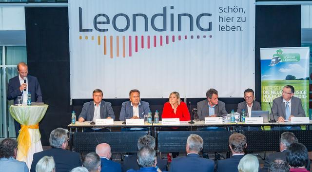 Groes Kommandantentreffen in Ansfelden - Linz-Land