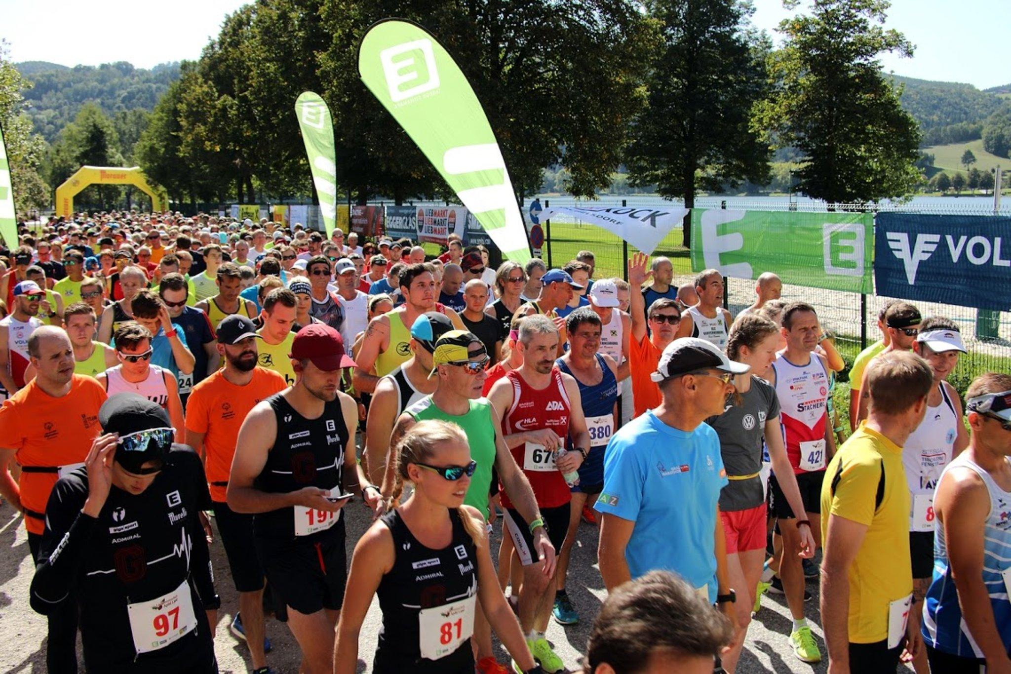 1.000 Starter beim 7. Steirischer ApfelLand Lauf in Stubenberg - Weiz - meinbezirk.at