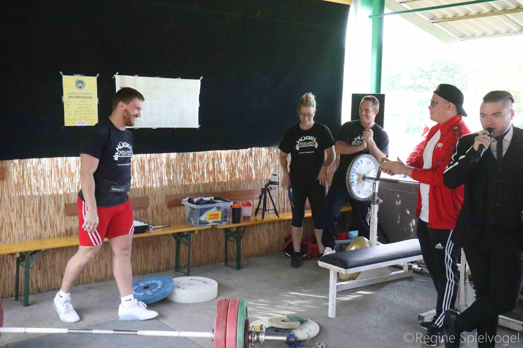 Groes Sportfest in Pressbaum: Sport zum Mitmachen und