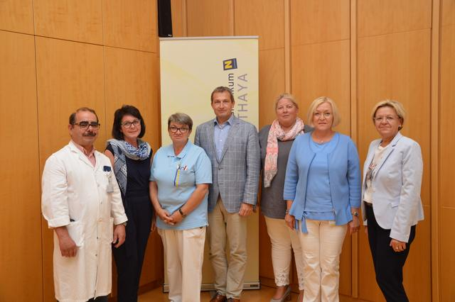 Neue Selbsthilfegruppe fr Frauen - Waidhofen/Thaya