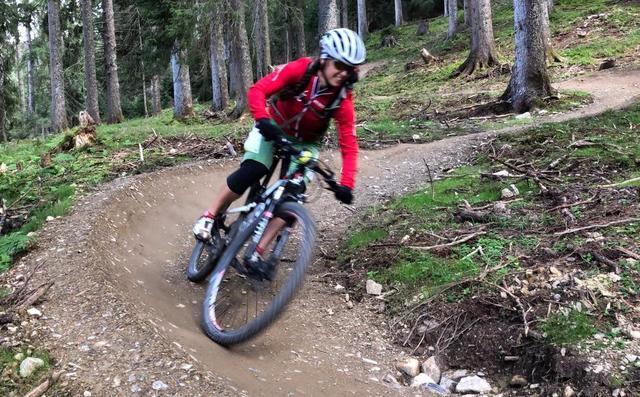 Mountainbiken Thema auf meinbezirk.at