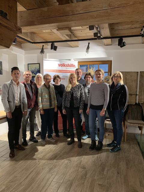 Schattendorf neue leute kennenlernen Kennenlernen aus