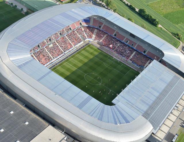 Worthersee Stadion Thema Auf Meinbezirk At