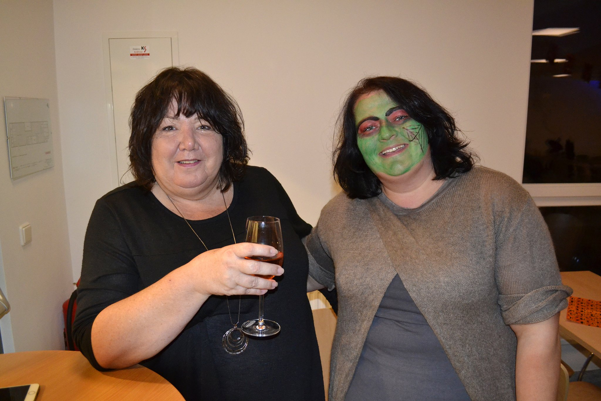 Echt zum Fürchten: Die Halloween Party - Steinfeld - meinbezirk.at
