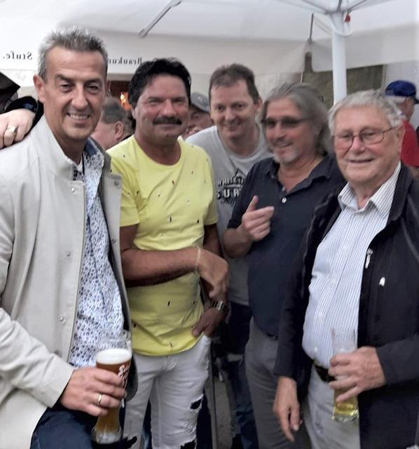 Olympia Hallein: 1. Olympianer-Treffen - Tennengau