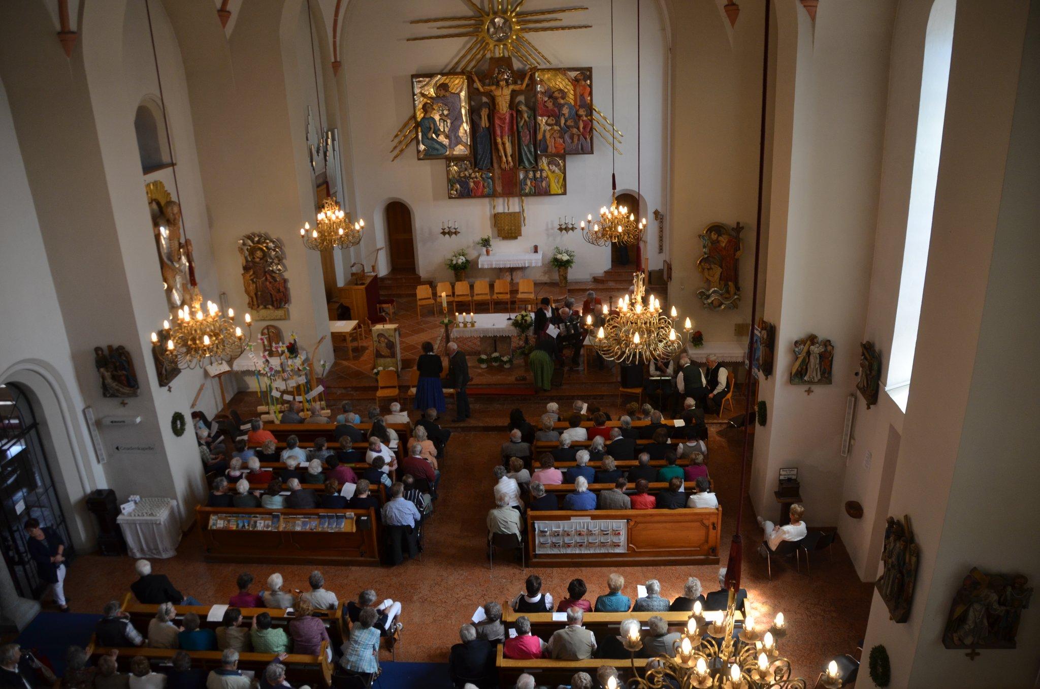 Wallfahrtsgottesdienst in Maria Schmolln mit Bischof Manfred: Einladung zur Dekanatswallfahrt - meinbezirk.at