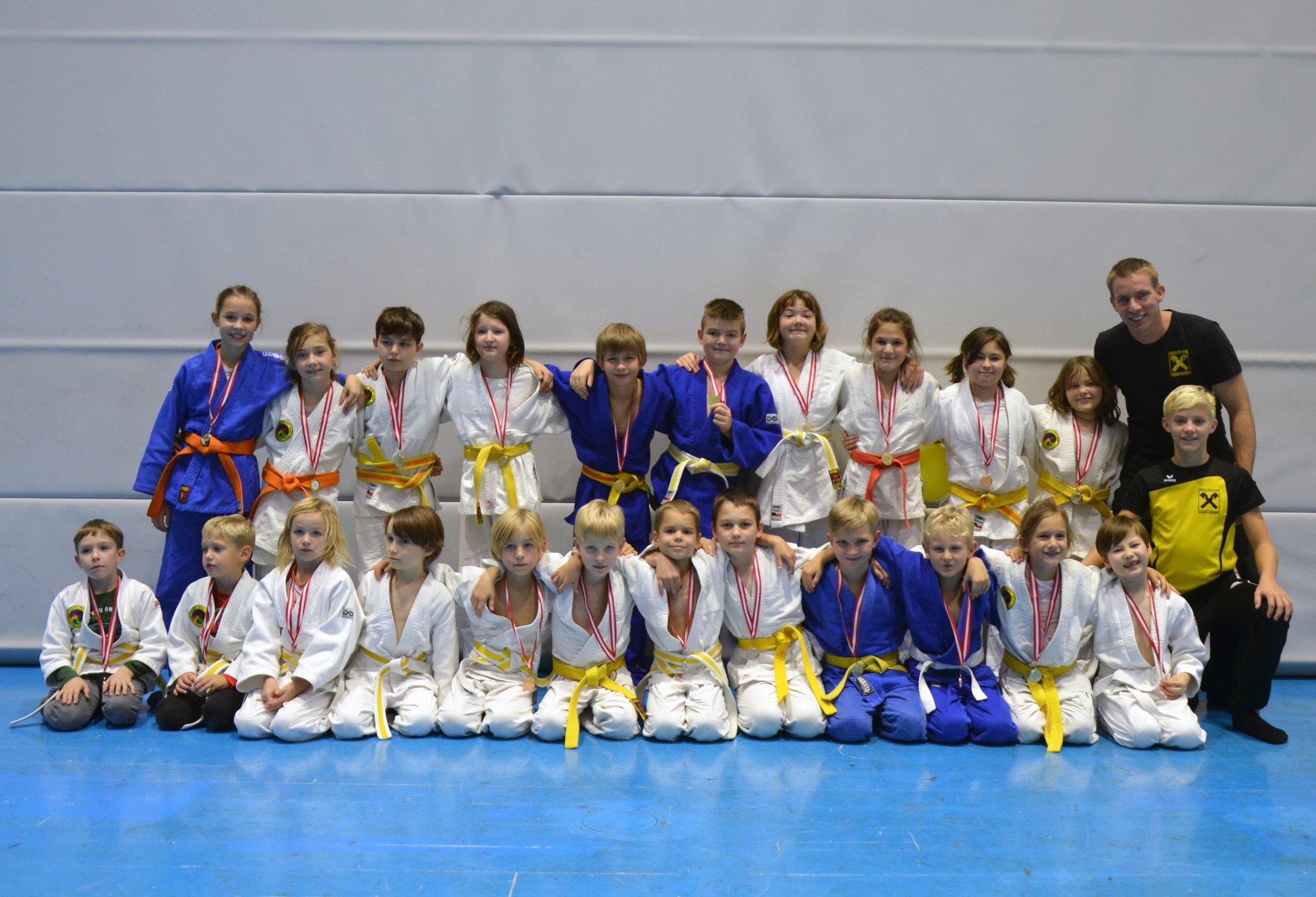 Union Judo Raika Krems: Judonachwuchs, klein aber oho! - Krems - meinbezirk.at