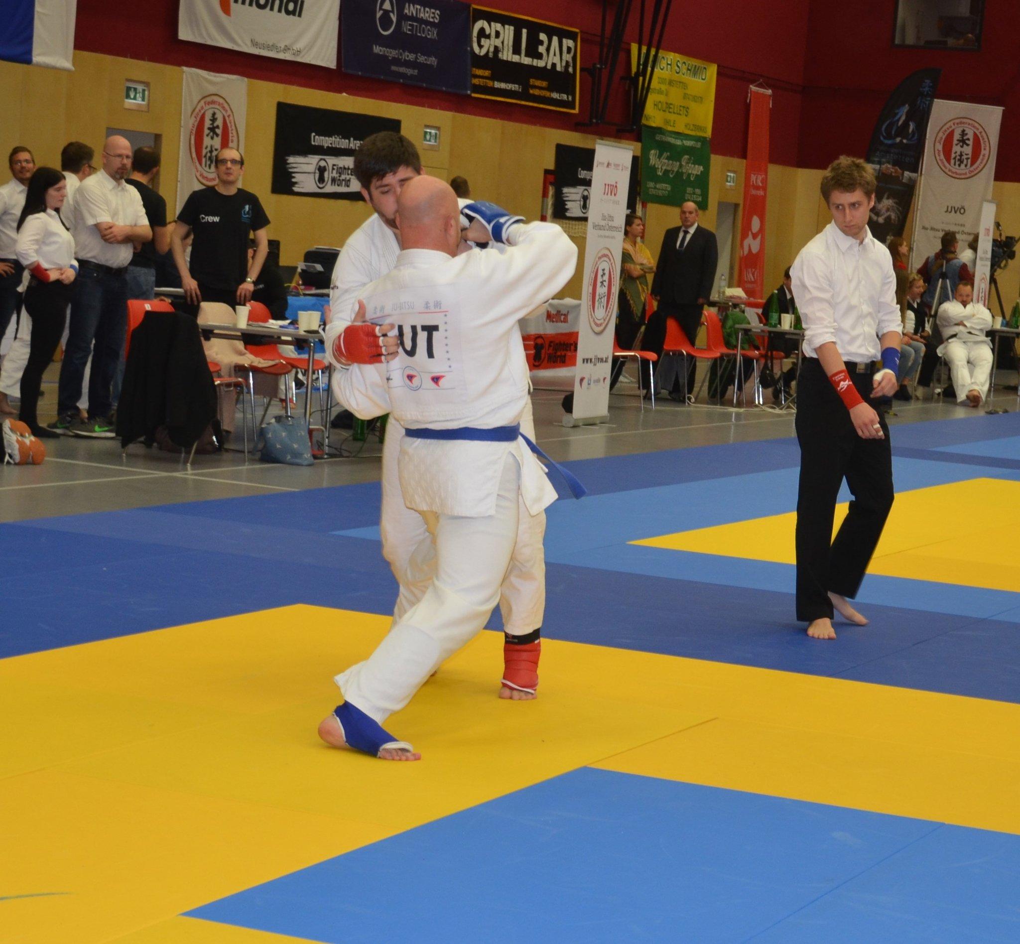 """Kampfkunst Jiu-Jitsu: Melks """"Van Damme"""" verteidigt Staatstitel - meinbezirk.at"""
