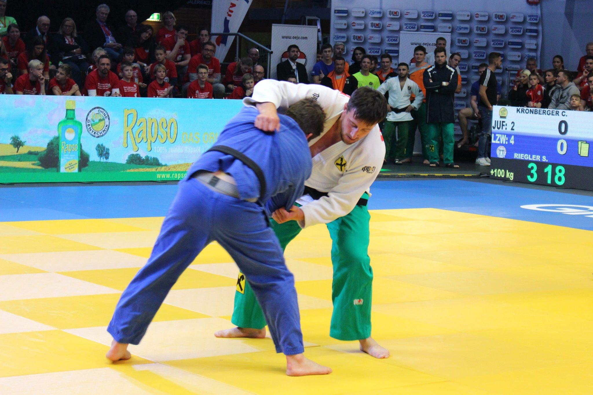 Bundesliga-Finale: Bronze für Judo Union Raiffeisen Flachgau - Flachgau - meinbezirk.at