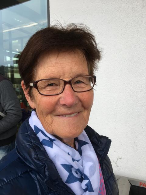 Evelyn Hartman aus Reutte - volunteeralert.com