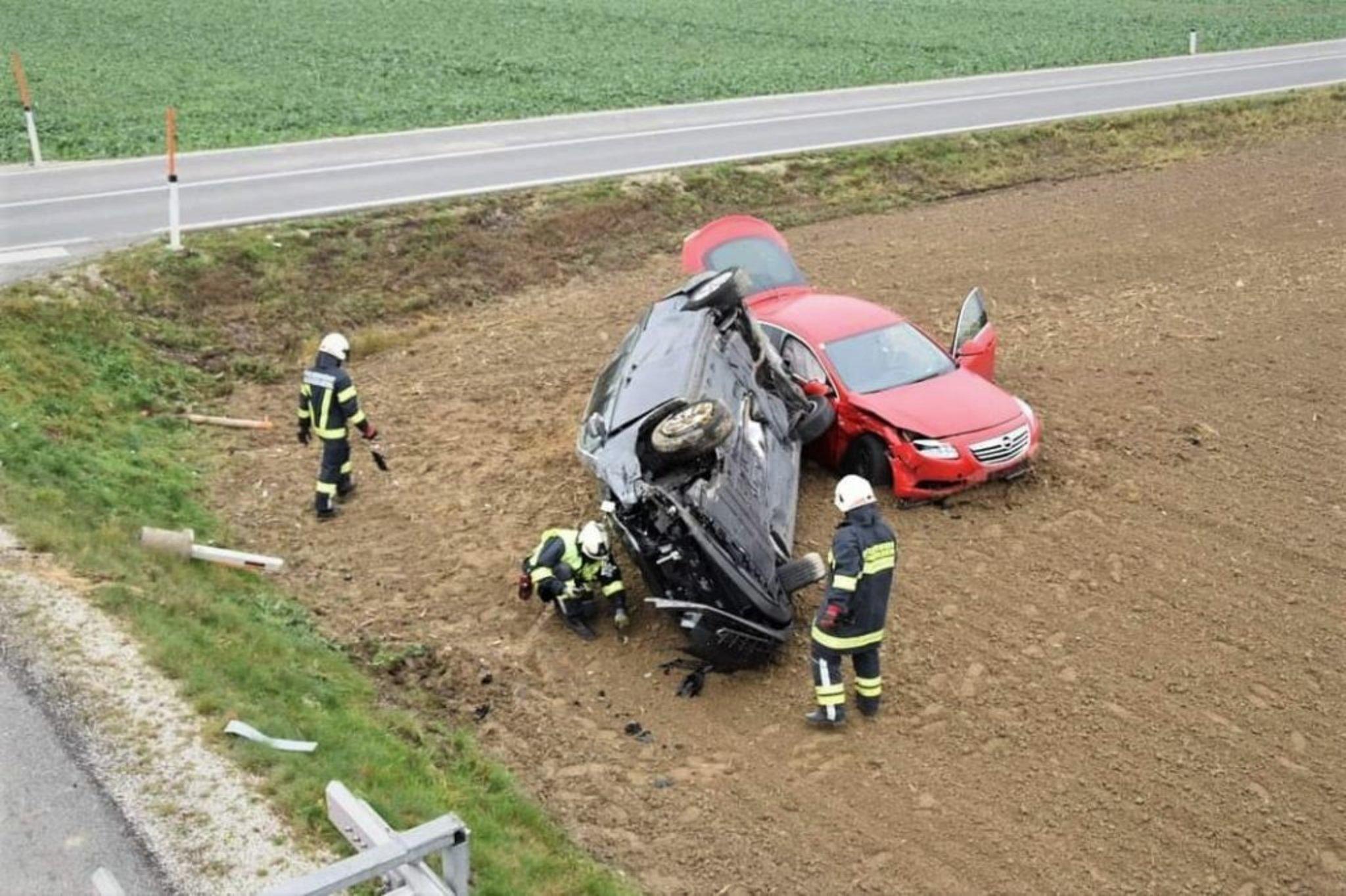 Kaiser Reisen Unfall
