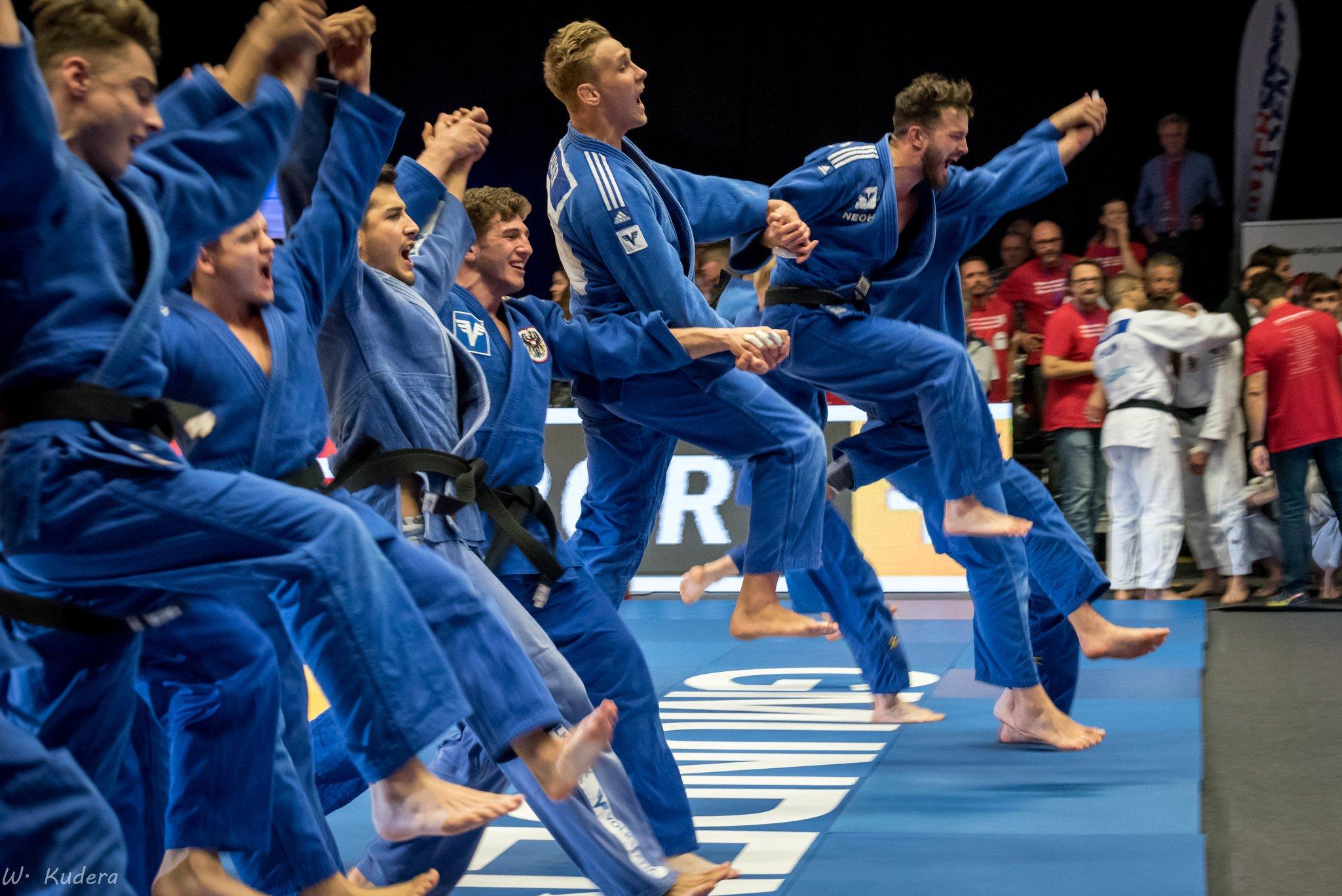 Sieben Meistertitel in Serie: Volksbank Galaxy Judo Tigers erneut Meister! - meinbezirk.at