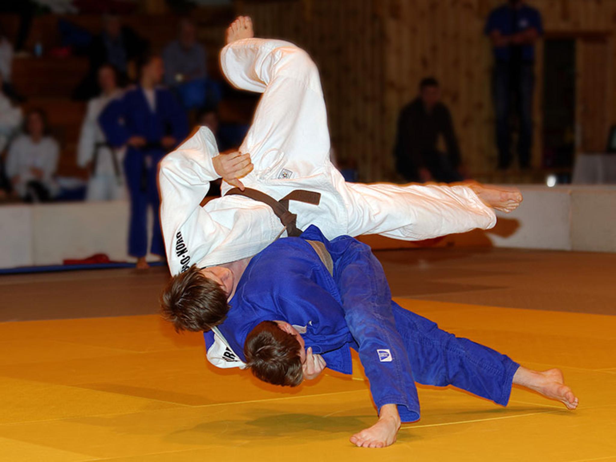 Judo: 45. internationale Bodenseemeisterschaft - Bregenz - meinbezirk.at