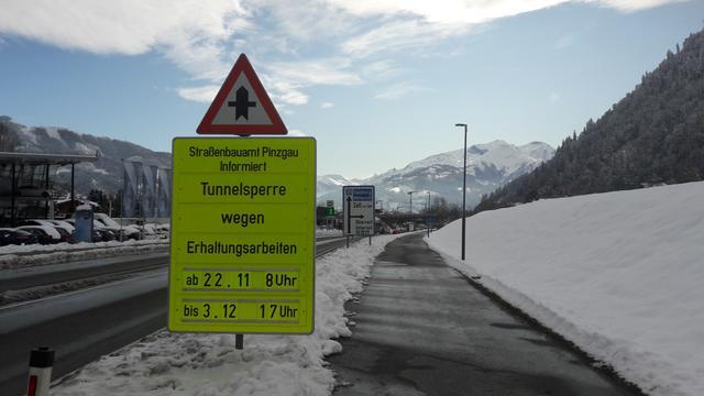 Mit dem Fahrrad sicher unterwegs Pinzgau