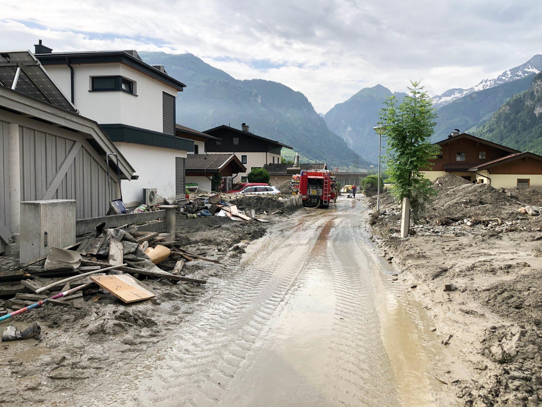 """""""Ein extremes Jahr"""": 2.282 Fälle an den Katastrophenfonds gemeldet - meinbezirk.at"""