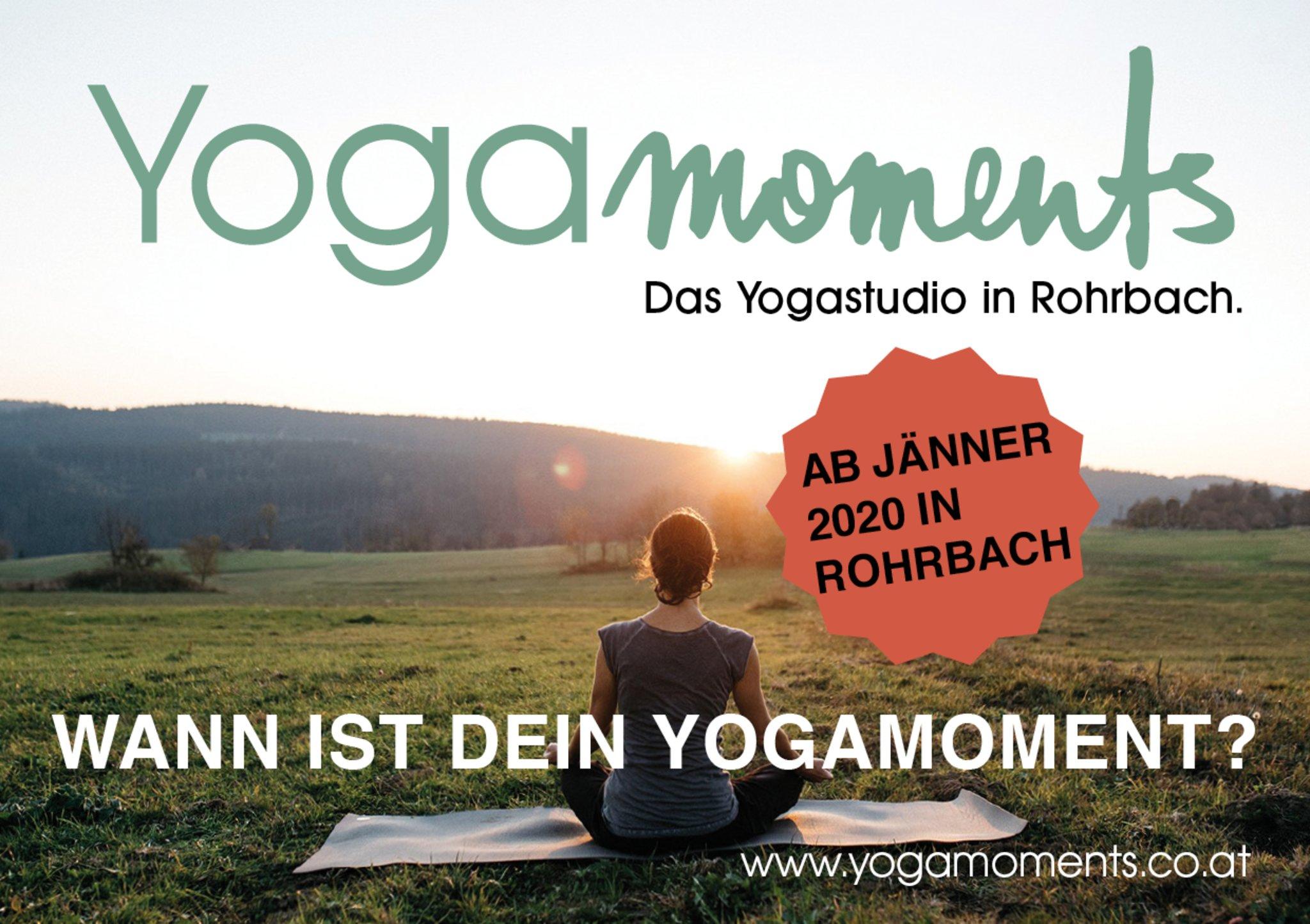 Eroffnung In Rohrbach Berg Yoga Ist Eine Lebenseinstellung Rohrbach