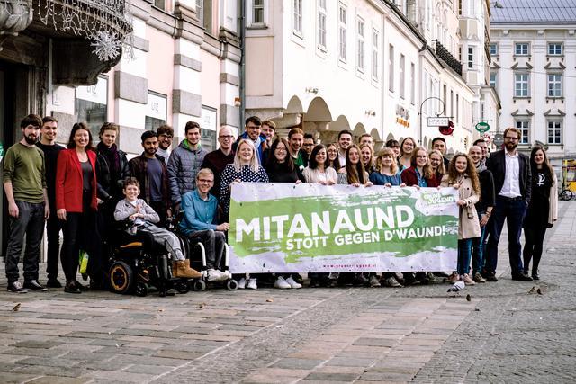 Die Grünen Jugendorganisation