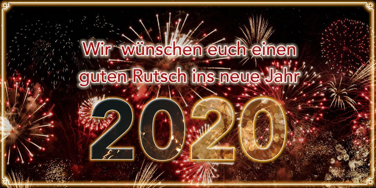 Wünsche Allen Einen Guten Rutsch Ins Neue Jahr